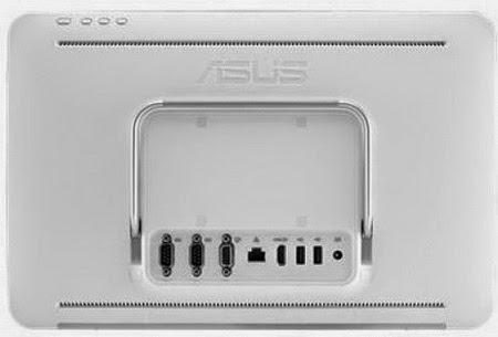 задняя сторона моноблока ASUS ET1620