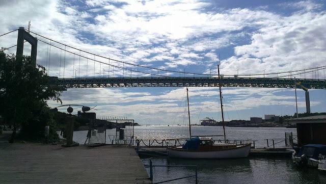 Älvsborgsbron, Novotel