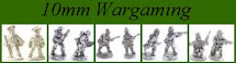 Welcome to my world of 10mm Wargaming