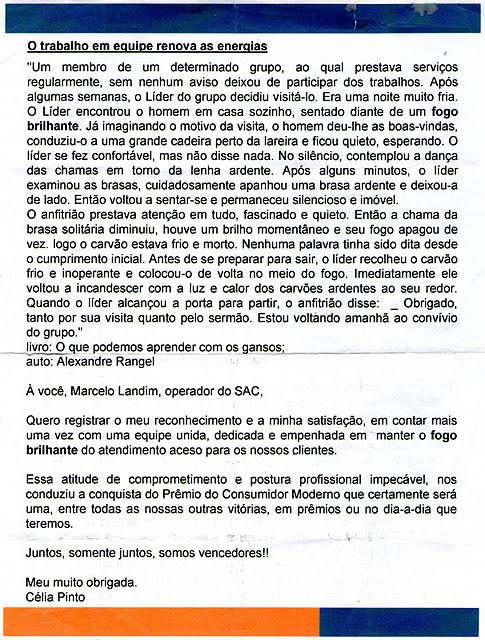 Referência da Sul América.