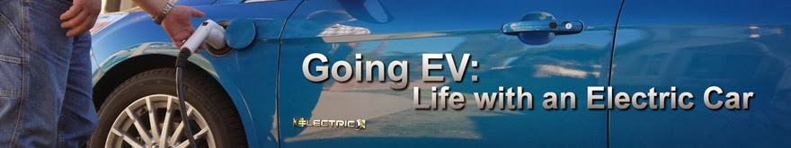 Going EV - Life with an Electric Car