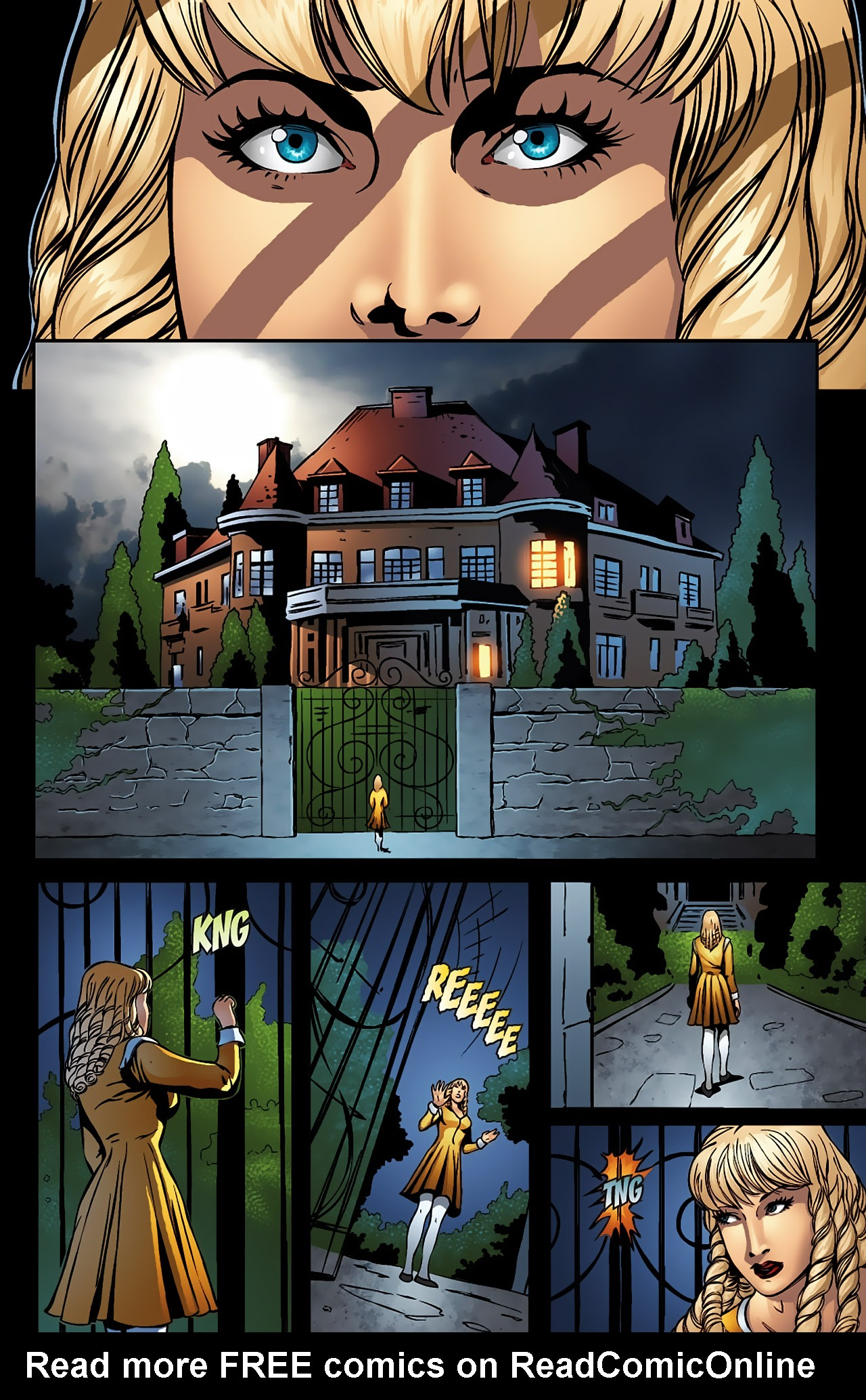 Grimm Fairy Tales (2005) Issue #9 #12 - English 10