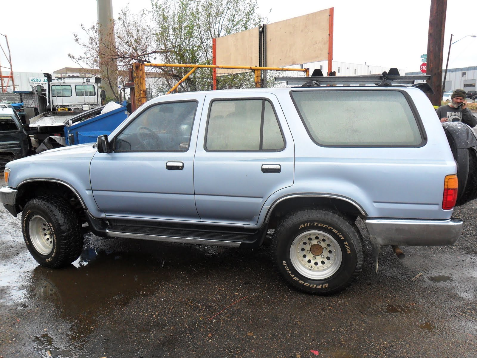 New Arrivals At Jims Used Toyota Truck Parts Toyota Runner X - 4runner truck