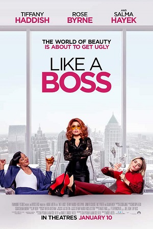 Like a Boss (2020) Full Movie Dual Audio [Hindi+English] Complete Download 480p