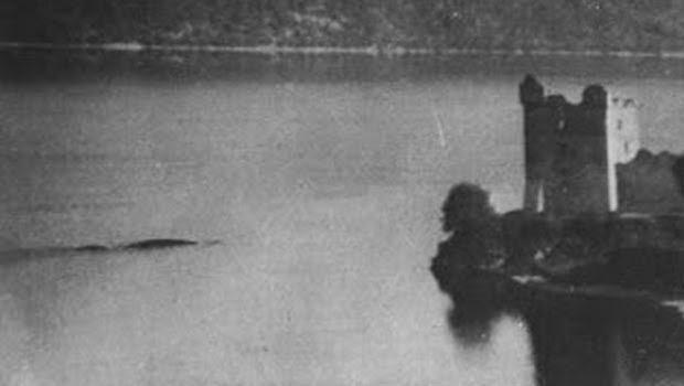 Video Penampakan Nessie Saat Melewati Danau Video Penampakan Nessie Saat Melewati Danau