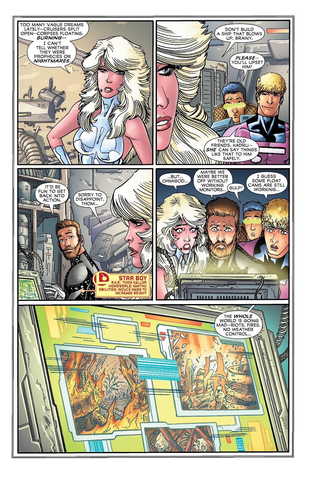 Legion of Super-Heroes (2011) Issue #18 #19 - English 11