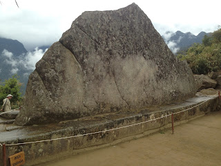 Machu Picchu and the humanity of it all.