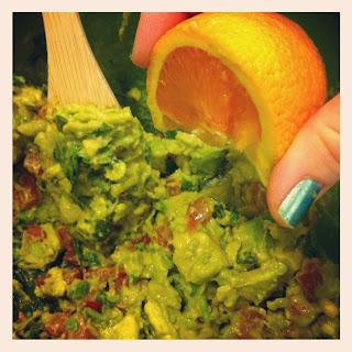 Secret Ingredient Guacamole