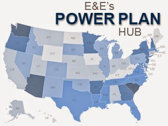 E&E's Power Plan Hub keeps you up to date on the latest national and state-level developments on EPA's greenhouse gas regulations for the power sector. Go to E&E's Power Plan Hub.  Click to visit.