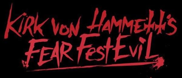 Kirk Von Hammett's Fear FestEvil
