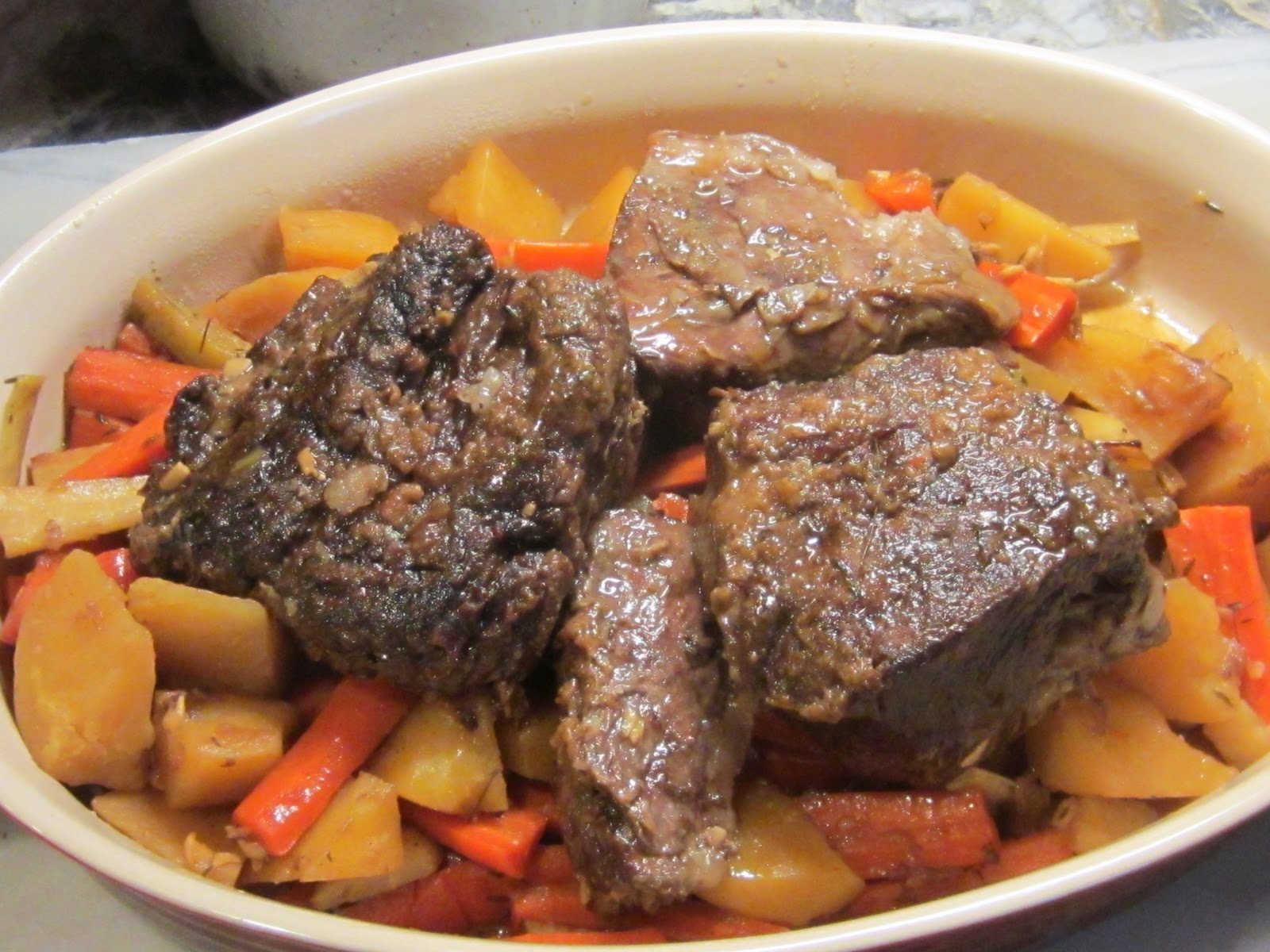 ... Apiary Aliquippa, PA: Honey Pot Roast for Christmas (Eve) Dinner