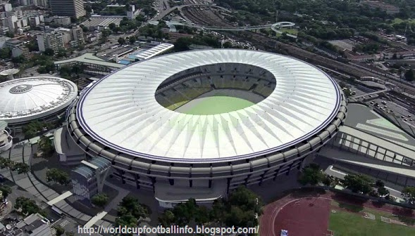 maracana,world cup venues, football venues, sooccer venues, fifa, football, fifa 2014