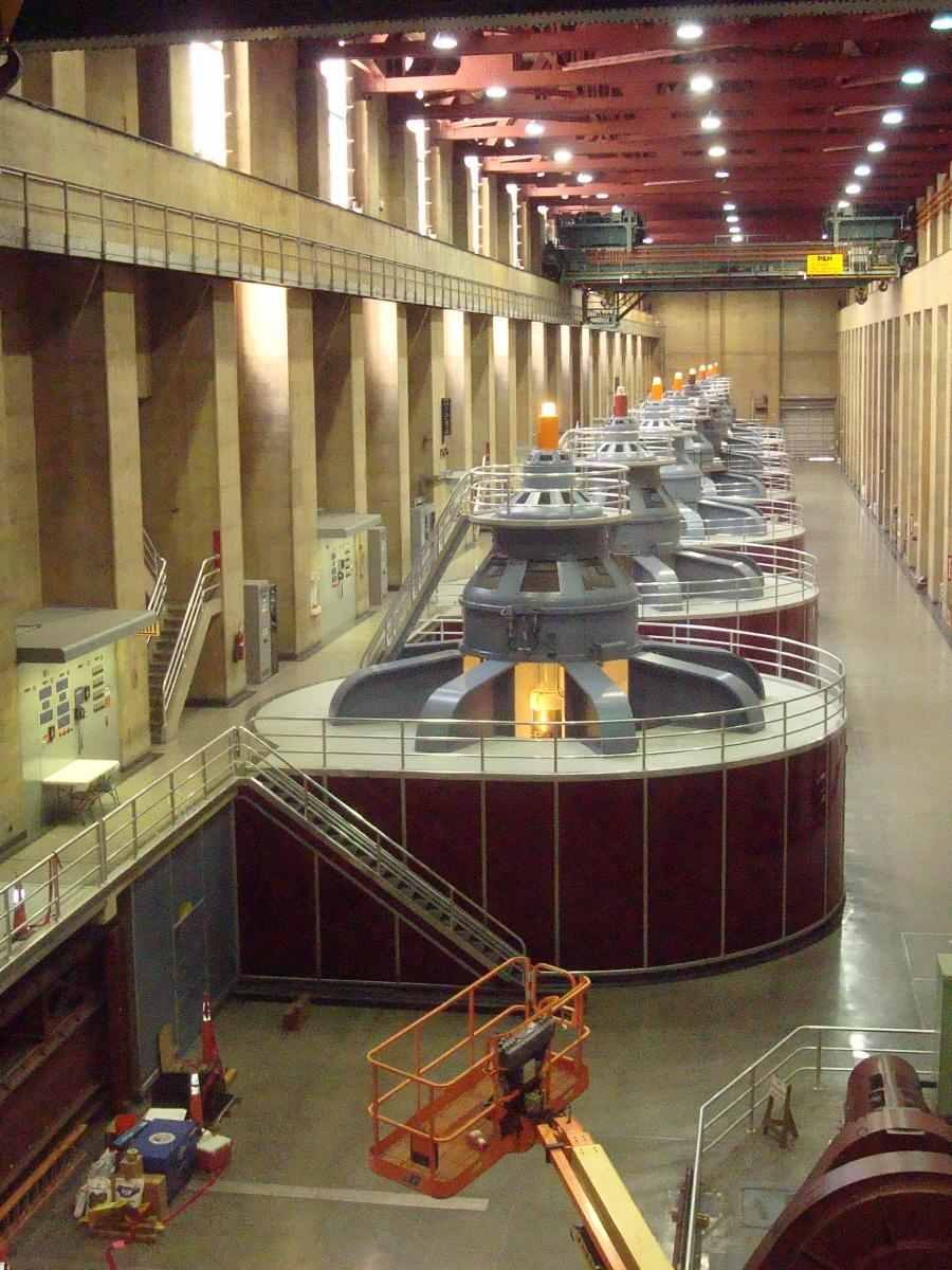 Engineering Photosvideos And Articels Search Engine Hoover Dam Power Plant Diagram Generators Inside