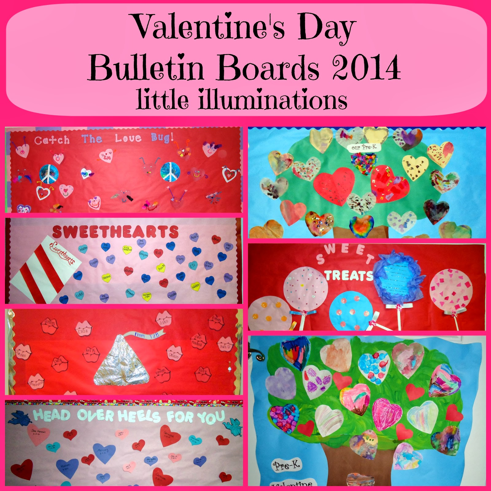 valentine bulletin board ideas