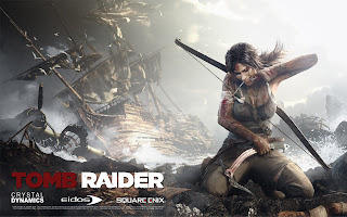 Tomb Raider 2012 Game wallpaper