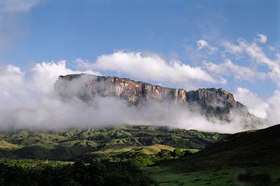 Mount_Roraima_Canaima National_Park_Venezuela