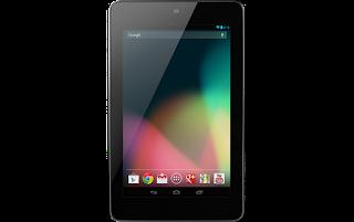 Nexus 7 Tablet, Nexus 7
