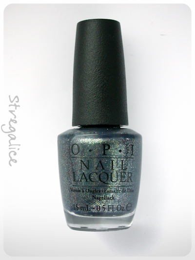 OPI On Her Majesty's Secret Service - bottle