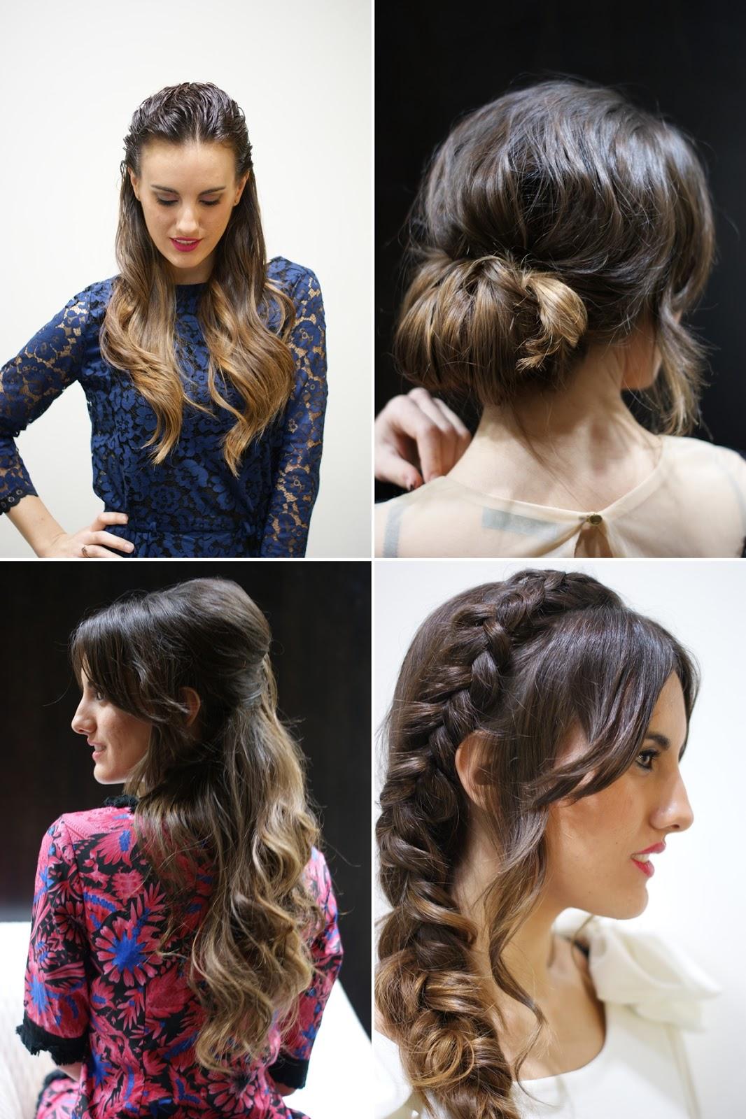 Peinados Ultima Tendencia - Pelo Peinados cortes y cuidados recogidos y cosmética Telva