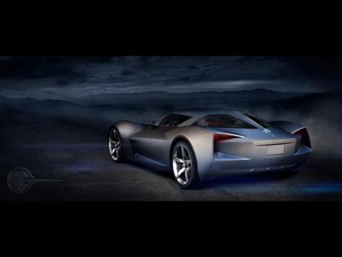 Corvette Stingray Concept Interior on Stingrayi Read In Above Image Beenold Pm Movie Characters Is