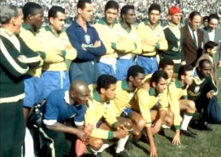 Canarinha en Chile 1962