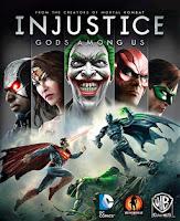 injustice gods among us box art multi Injustice: Gods Among Us (Wii U)   Vooks Review