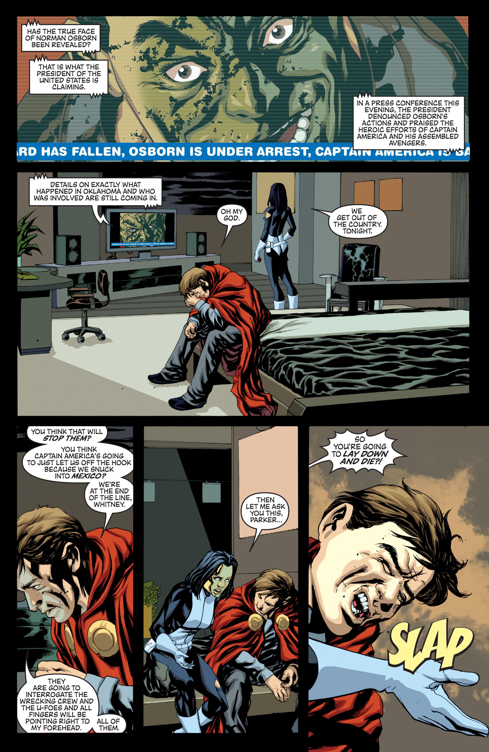 New Avengers (2005) chap 64 pic 19