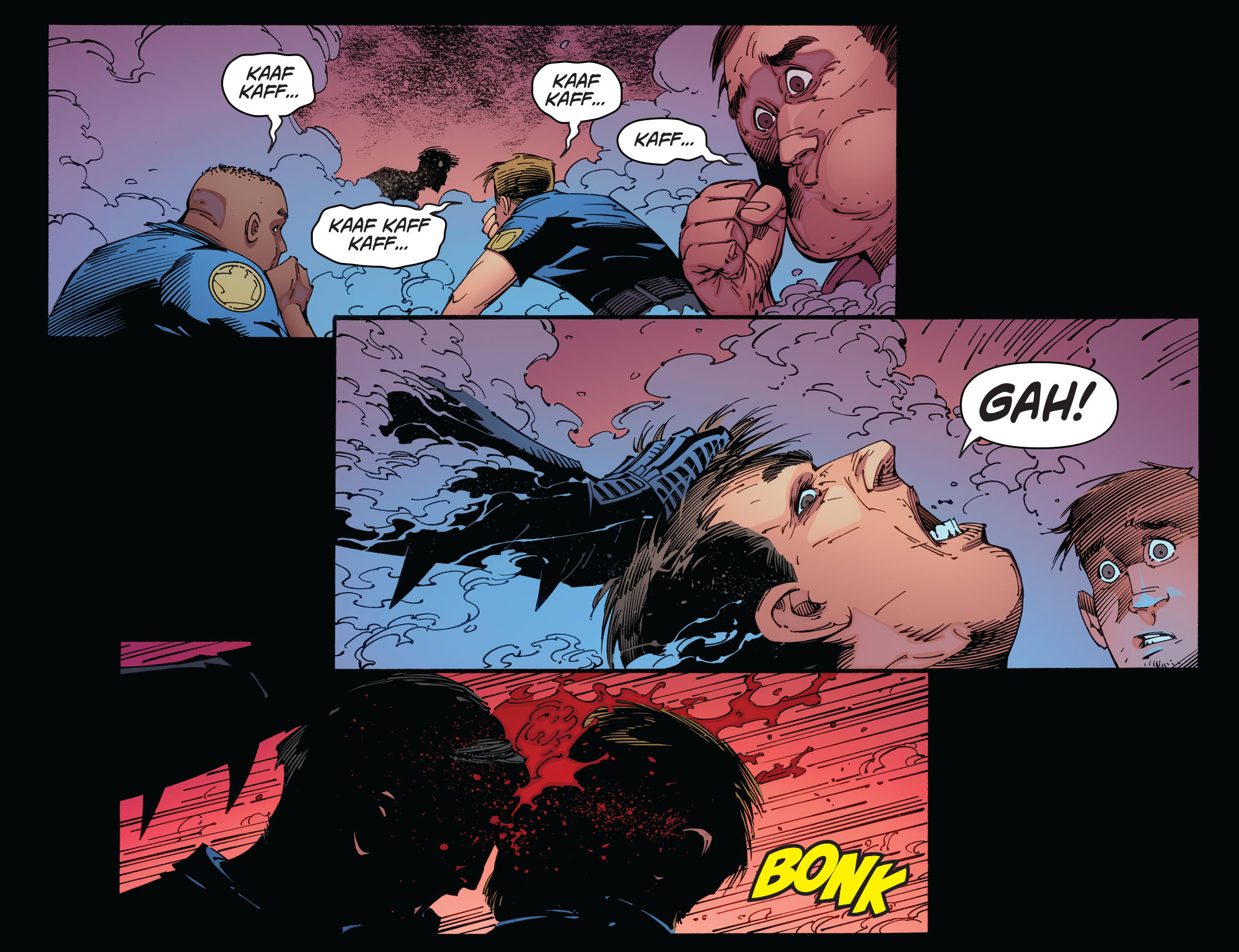 Batman: Arkham Knight [I] Issue #15 #17 - English 5