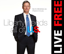 Gary Johnson for President 2016!!!
