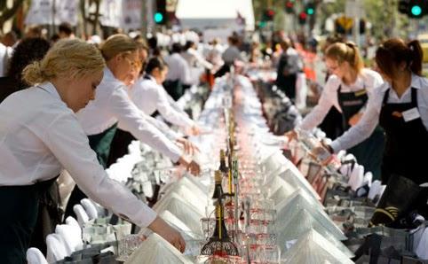 L'Italia a Melbourne per Food & Wine Festival
