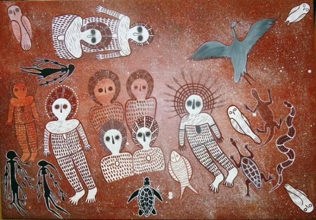 Αβοριγίνων της Αυστραλίας