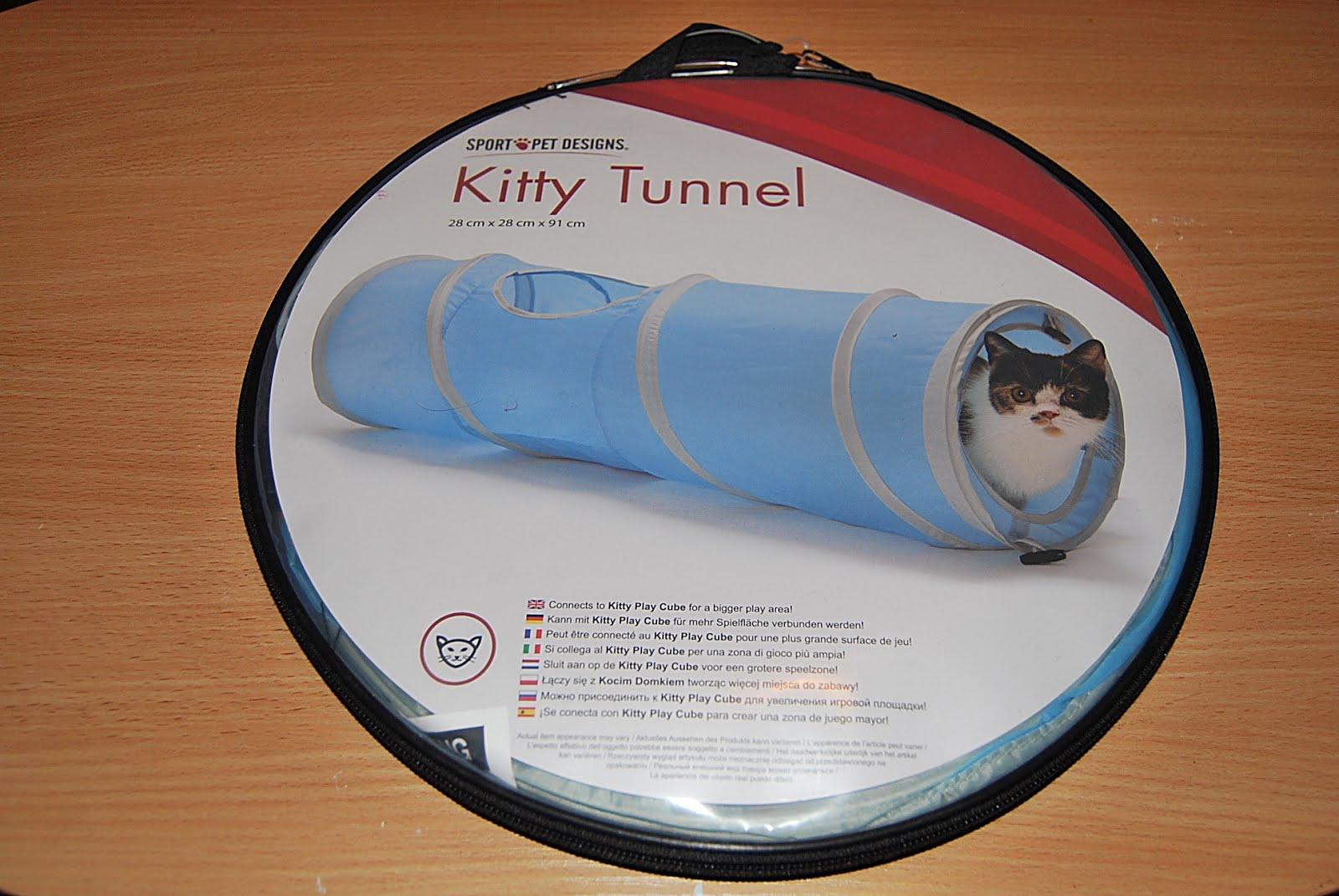 SPORTPET TUNEL dla kotów