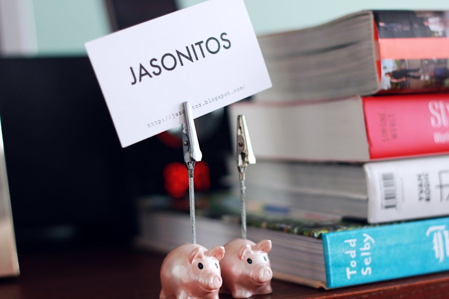 Blog Crush: Jasonitos