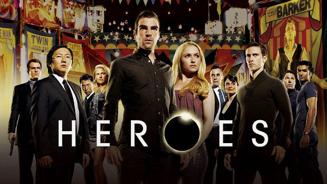 Heroes on @Netflix #streamteam