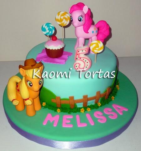 Diseños de tortas de My Little Pony - Imagui