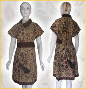 Batik Wanita Terbaru 2012