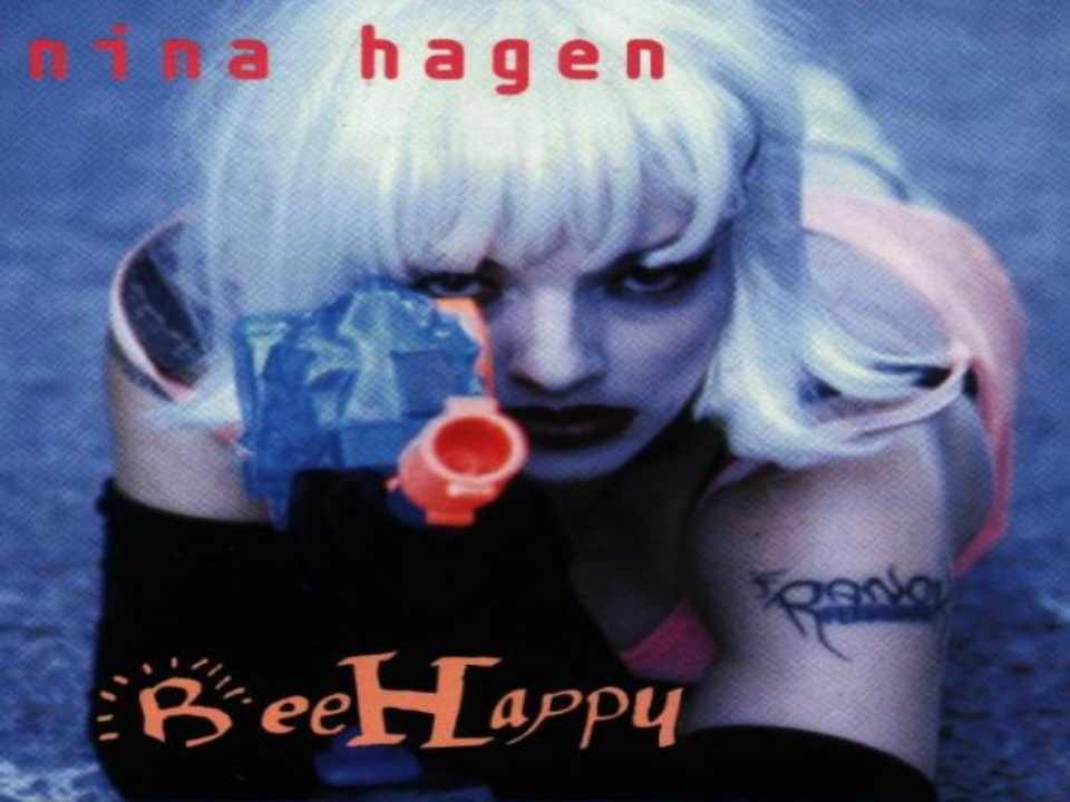 Bee Happy Álbum De Nina Hagen