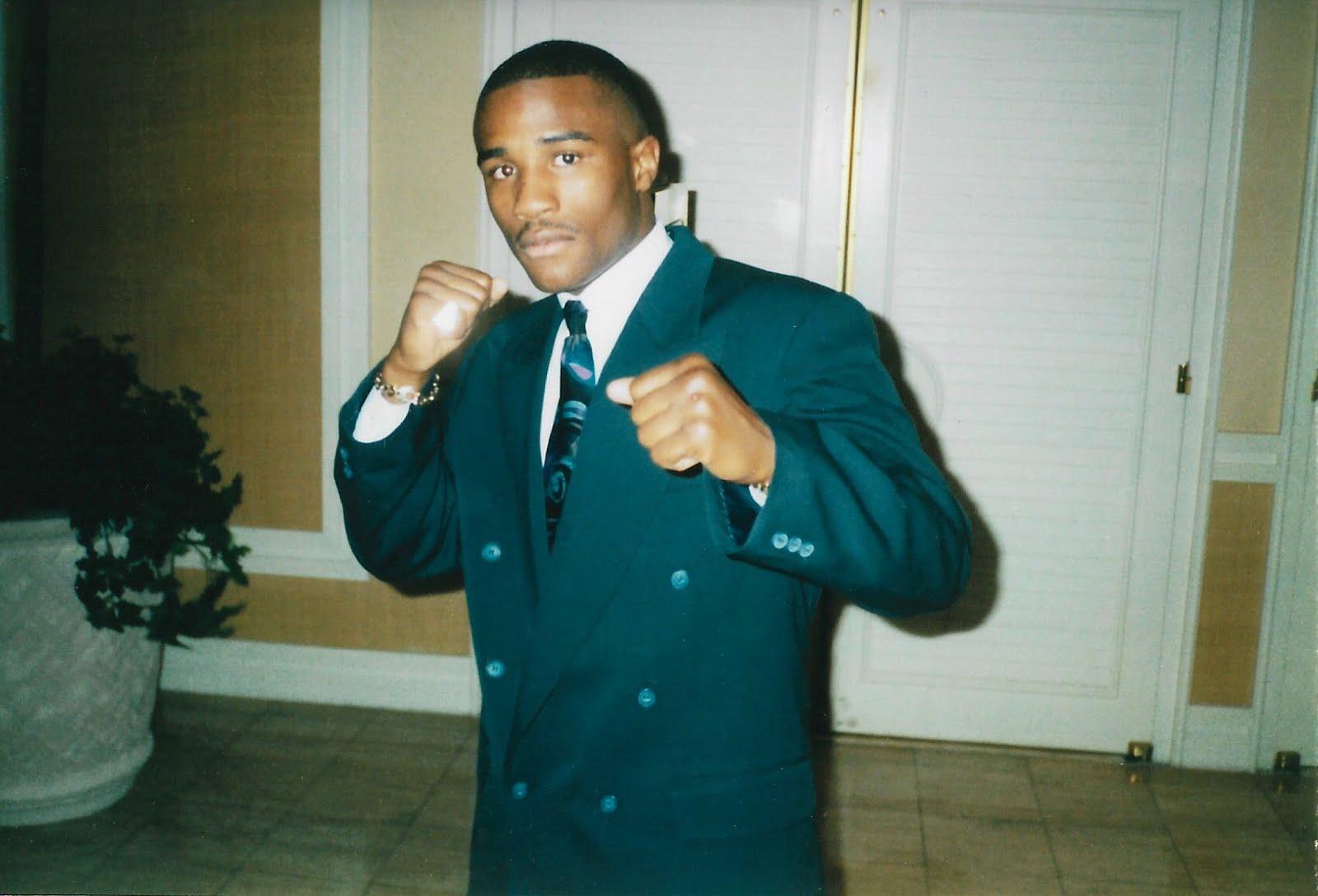 Detroit Welterweight Oba Carr