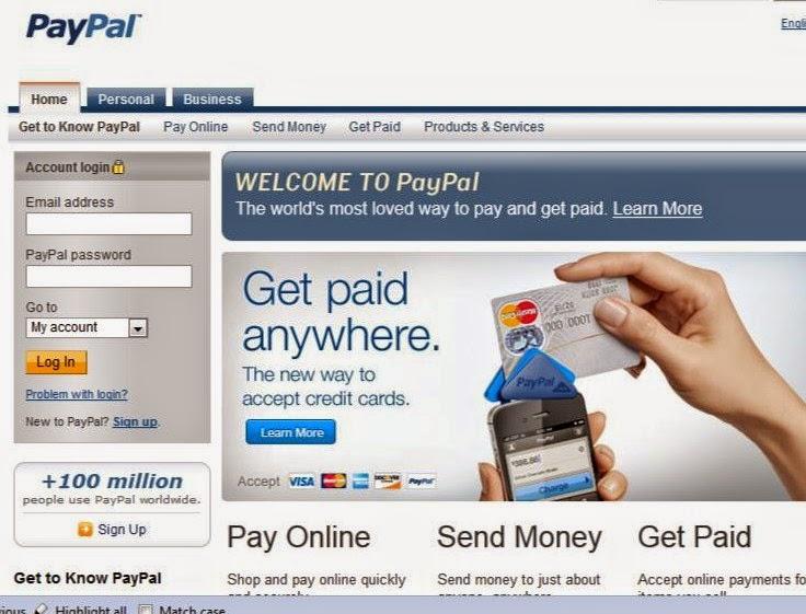 ClickPro Media - Paypal