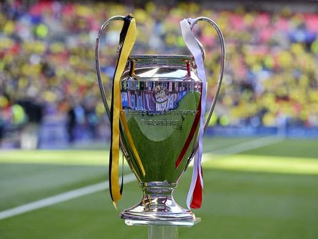 Jadwal Liga Champions 2014-2015 Terbaru