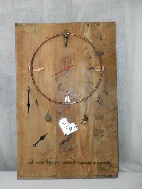 Reloj segundo a segundo