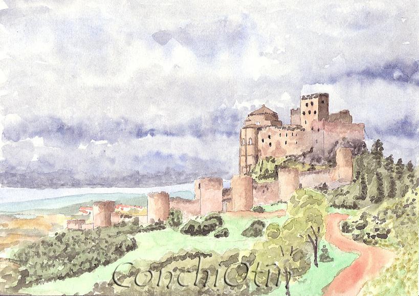 Pinturas del Pirineo Aragons