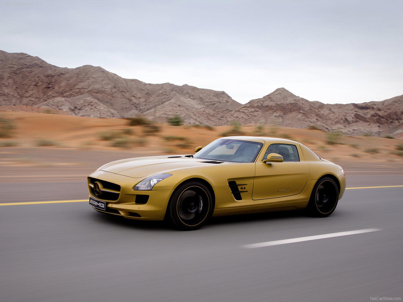 Mercedes benz sls amg gullwing 2011 fotos e im genes en for Mercedes benz amg gullwing