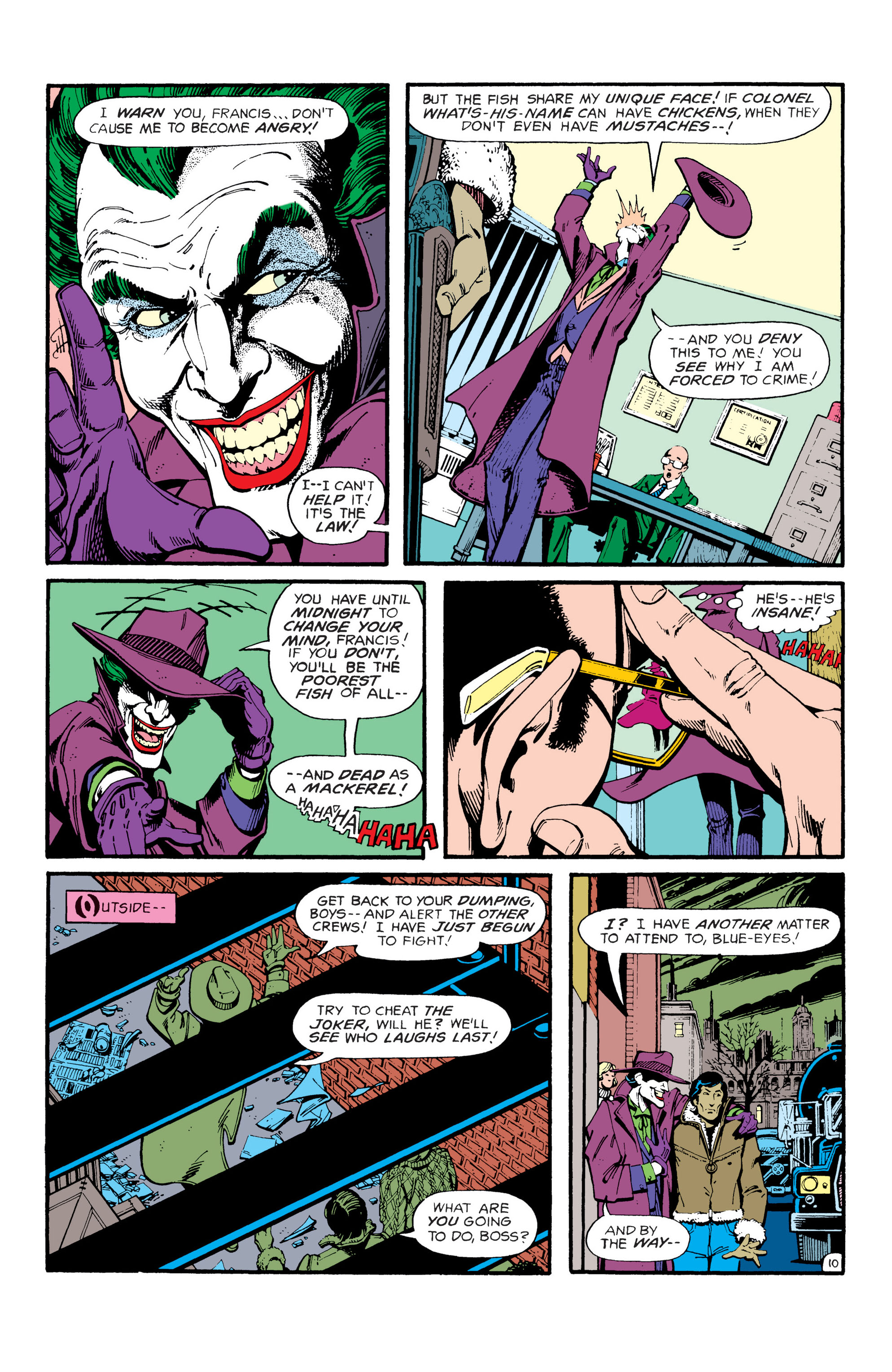 Detective Comics (1937) Issue #475 Page 11