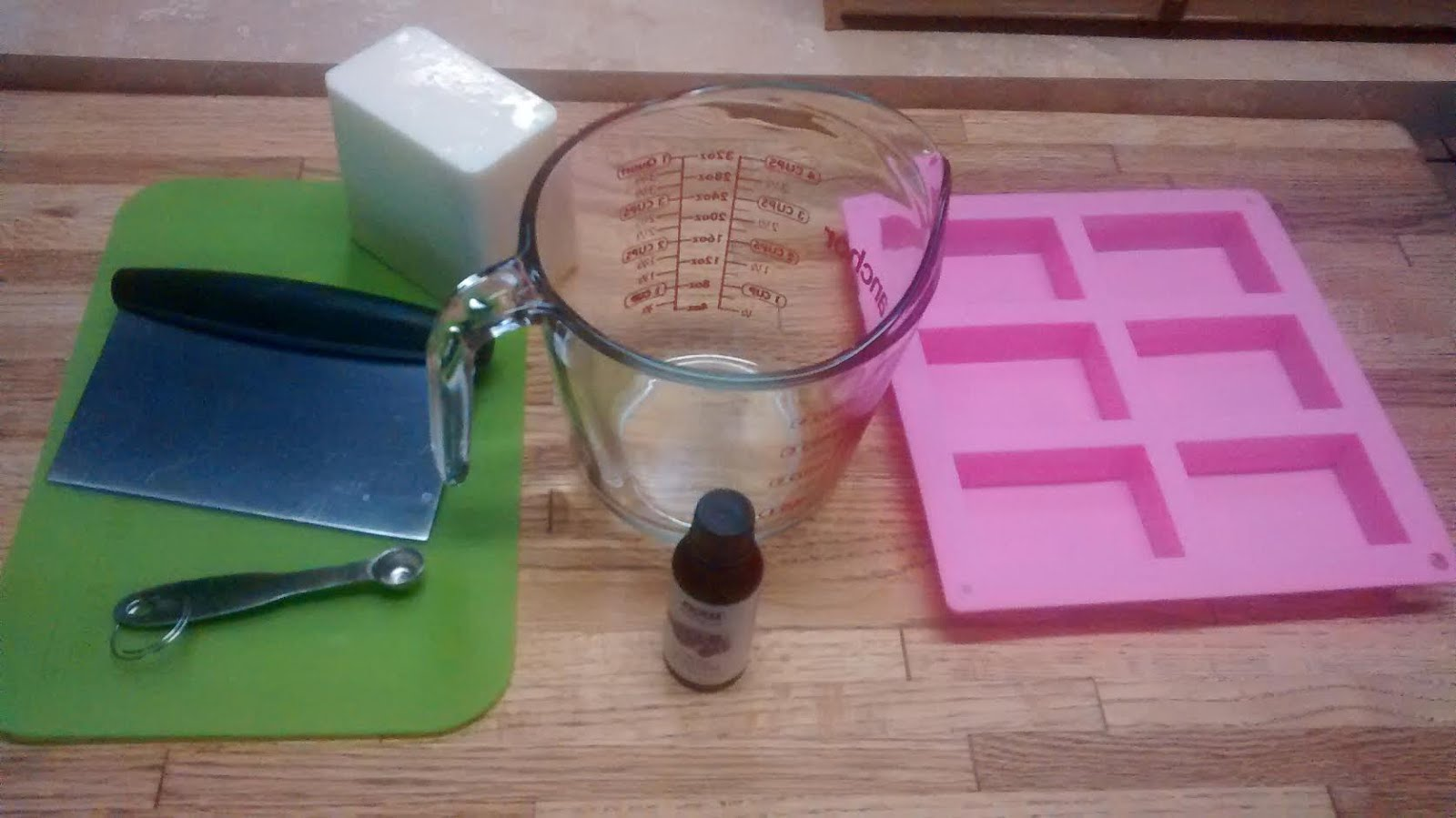 How to Make Goats Milk Soap