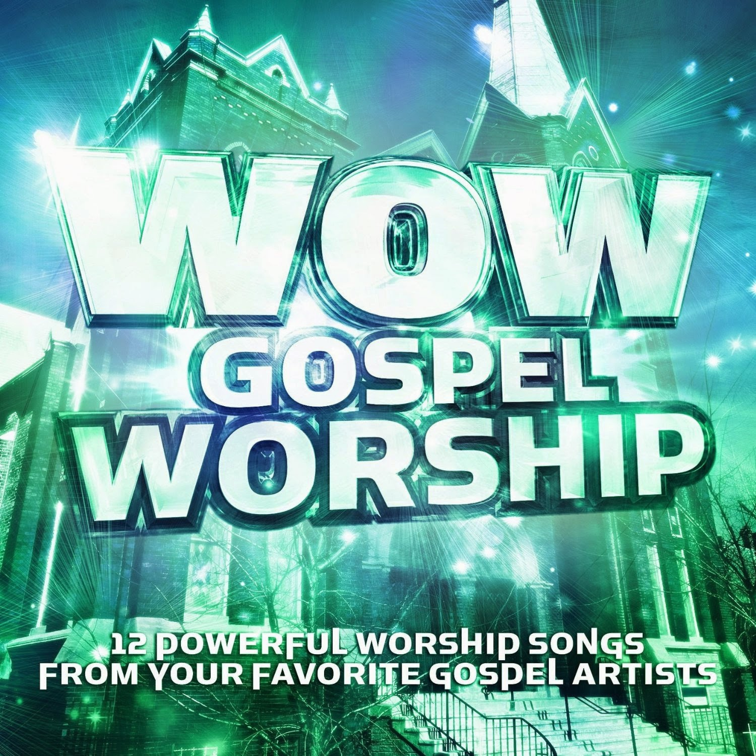 Various Artists - wow gospel 2015 Gospel worship songs tracklist