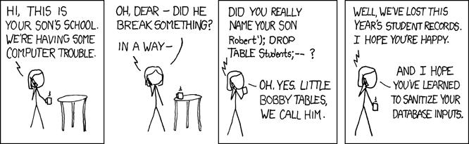 Inyección en SQL Server