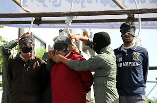 Executions in Mashhad, Iran, May 27, 2015