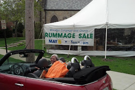 Winnetka Congregational had a winner sale last week!