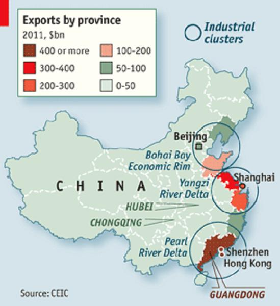 thesis on special economic zone China's special economic zones: are they still 'special' after china's accession to the wto a special economic zone.